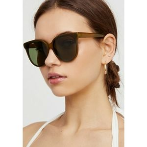 Free People Nolita Shield Sunglasses